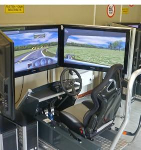 State-of-the-art Driving Simulators