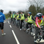 Learn to Cycle Safely at the BDA