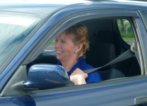 Mary Keohane - Director of the Bantry Driving Academy